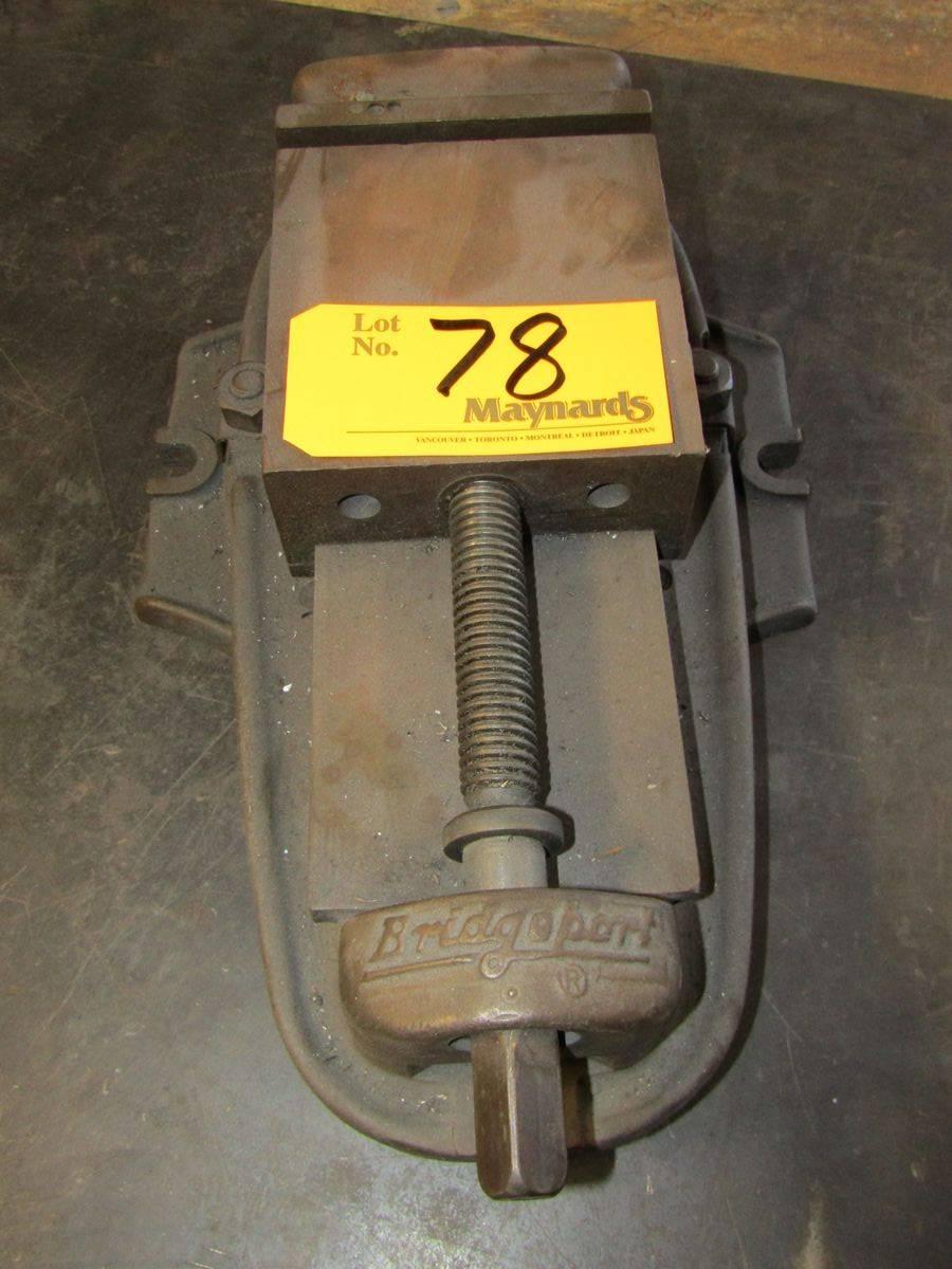 """Lot 78 - Bridgeport 6"""" Machine Vise"""