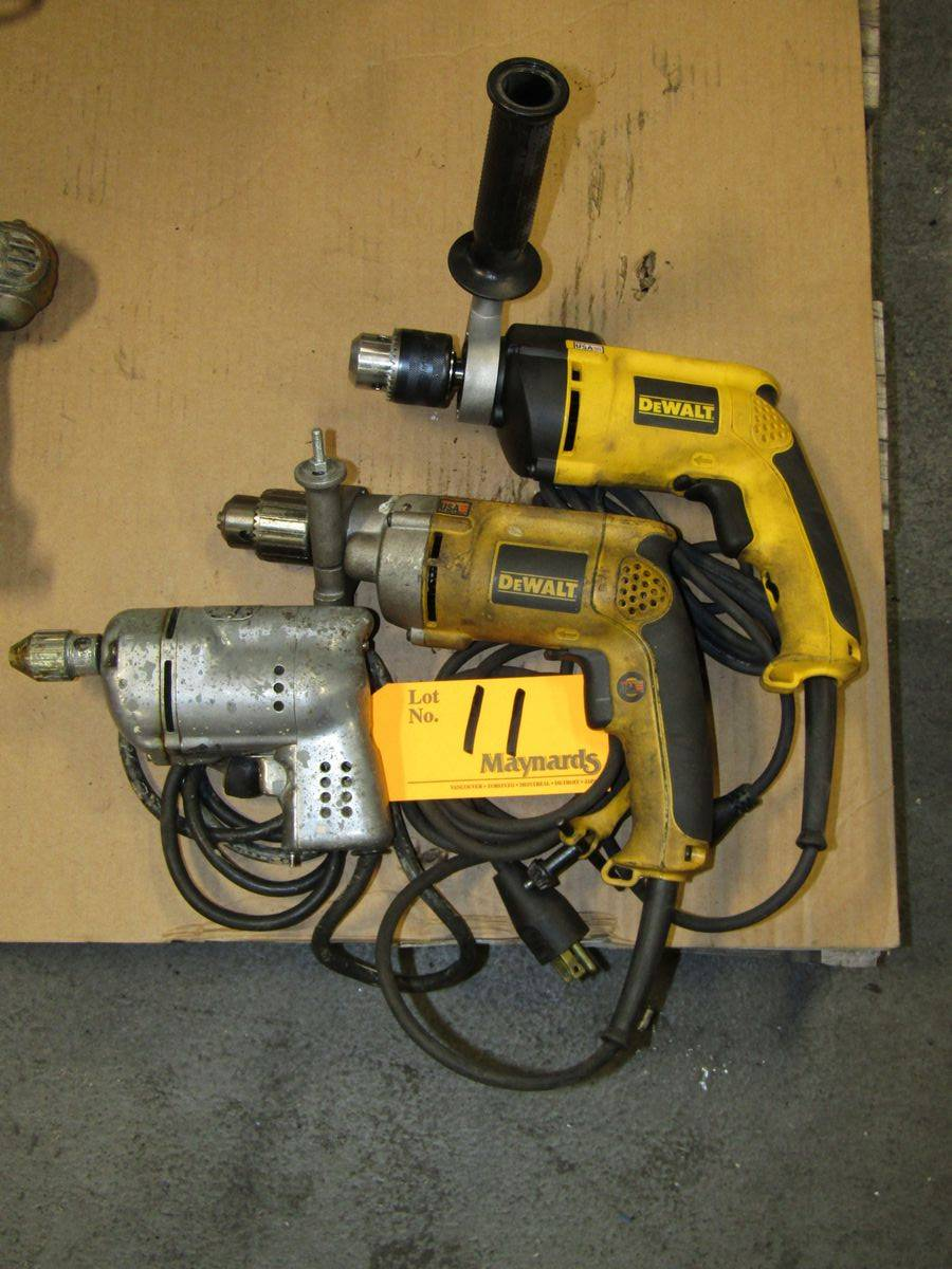 Electric Drills