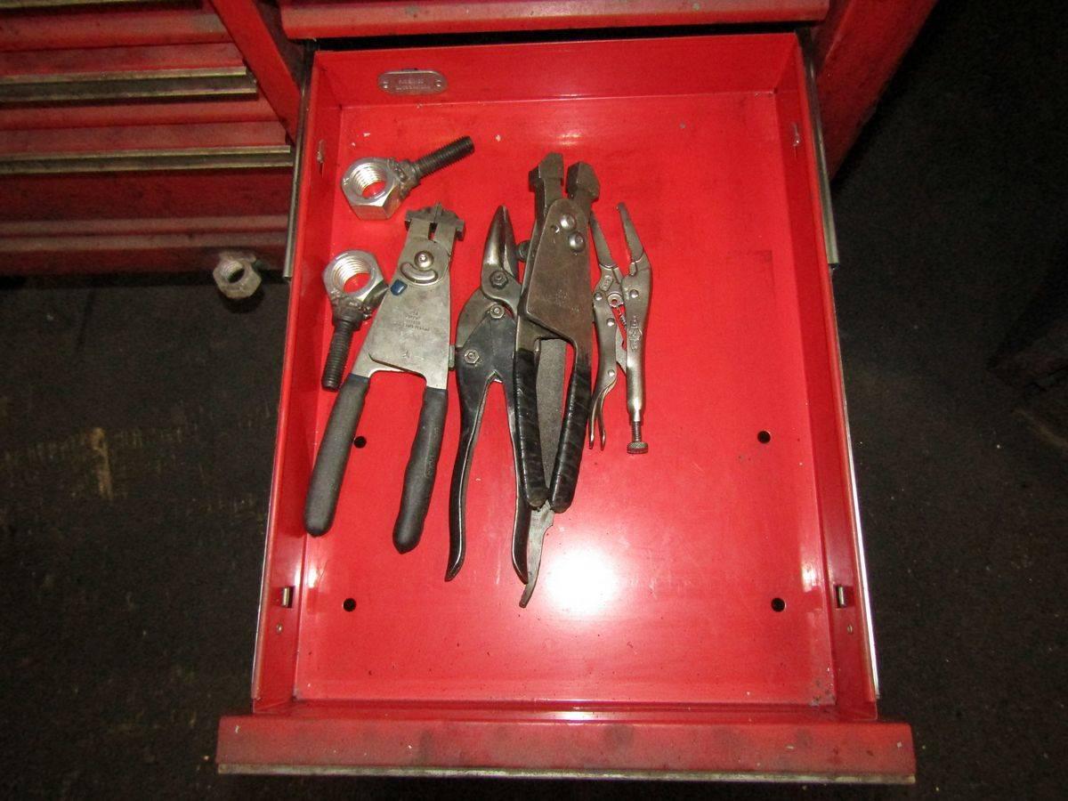 13-Drawer Rolling Tool Box - Image 9 of 10