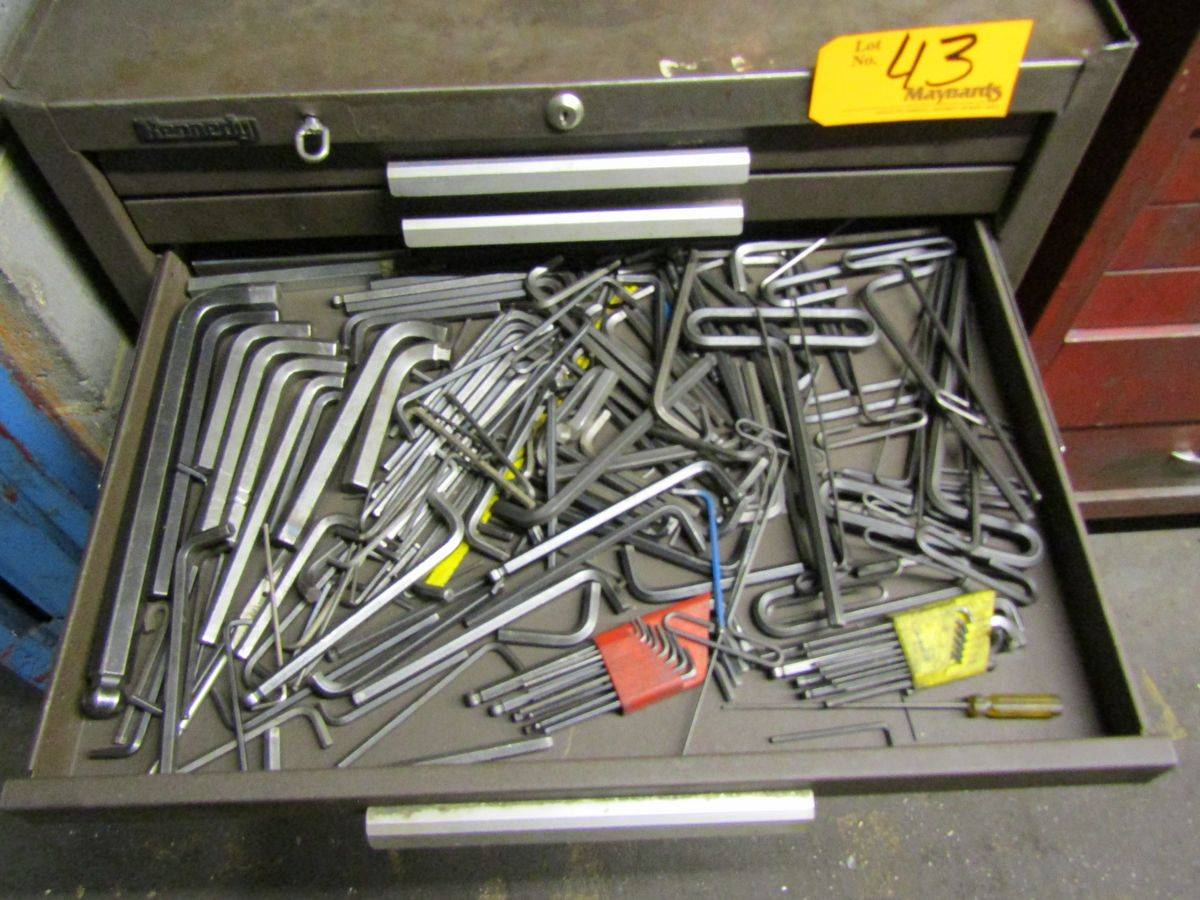 Kennedy 7-Drawer Rolling Tool Box - Image 4 of 8