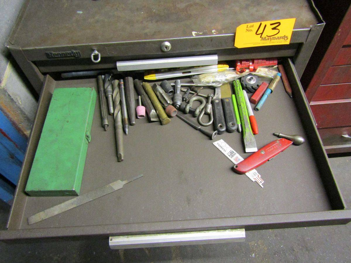 Kennedy 7-Drawer Rolling Tool Box - Image 3 of 8