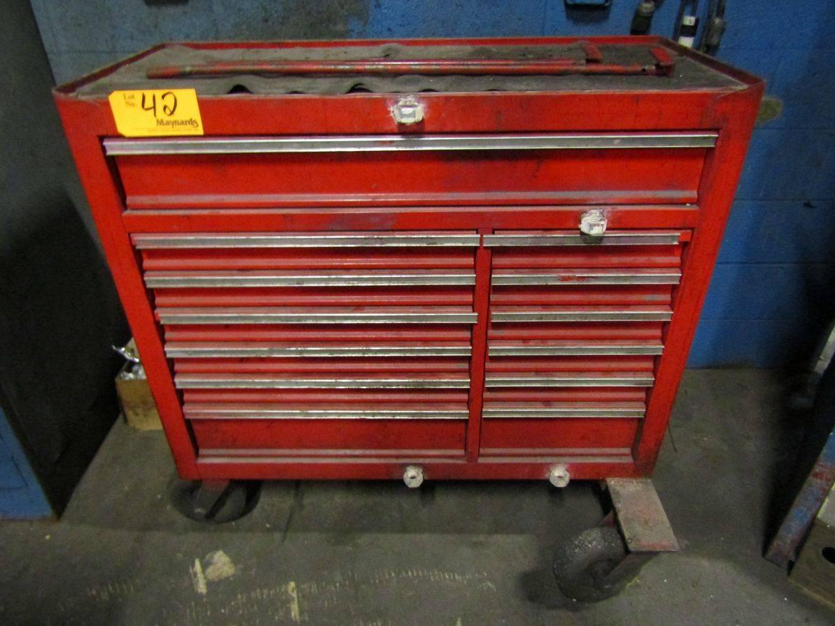 13-Drawer Rolling Tool Box