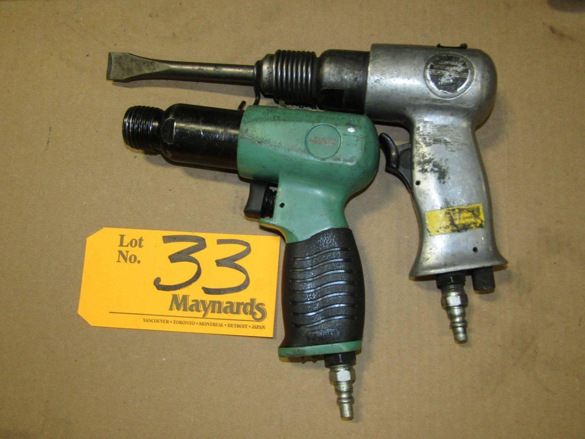 Pneumatic Hammers