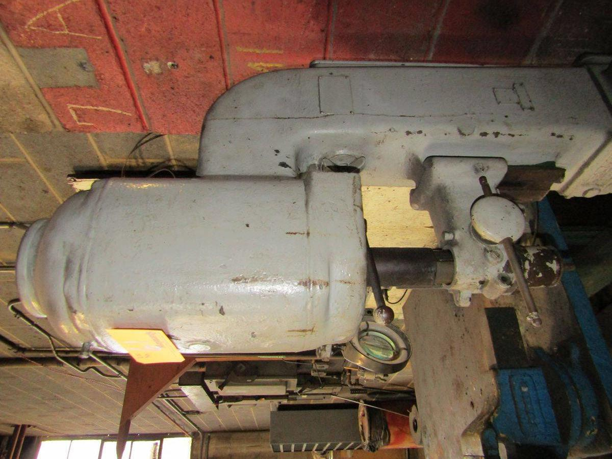"""Lot 61 - Leland Gifford 15.5"""" Heavy Duty Drill Press"""
