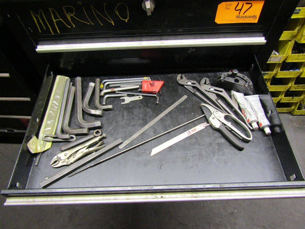 6-Drawer Rolling Tool Box - Image 4 of 8