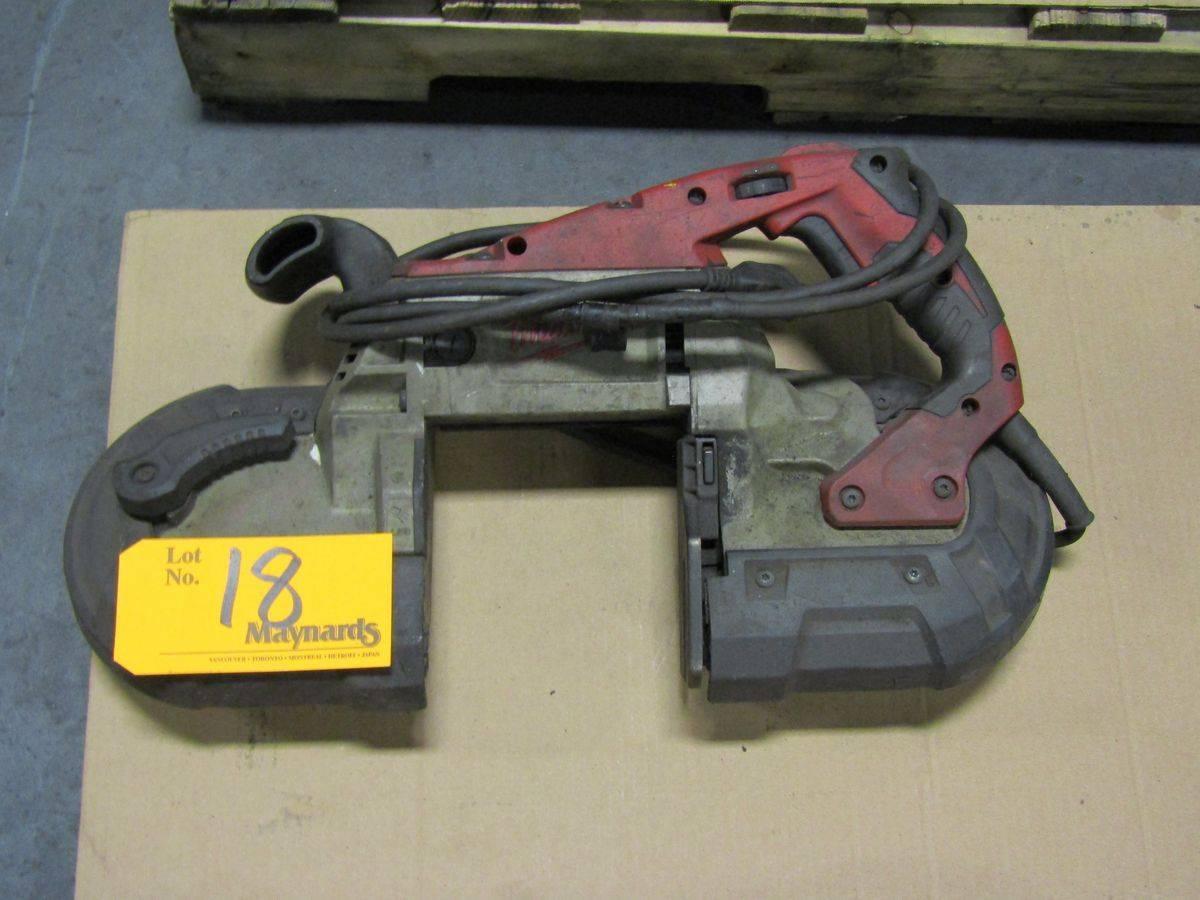 Milwaukee 6232-20 Portable Bandsaw