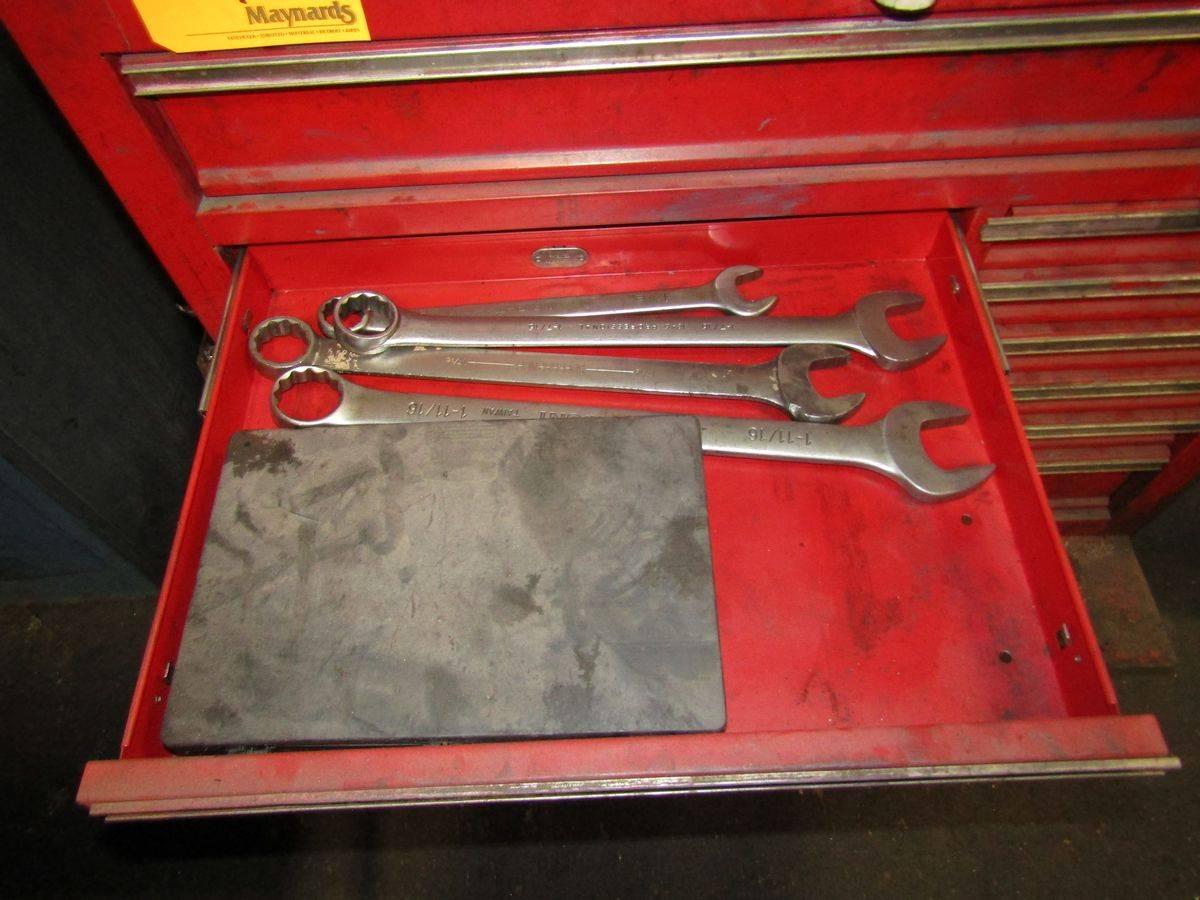 13-Drawer Rolling Tool Box - Image 3 of 10