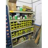 Adjustable Shelving Unit w/ Contents