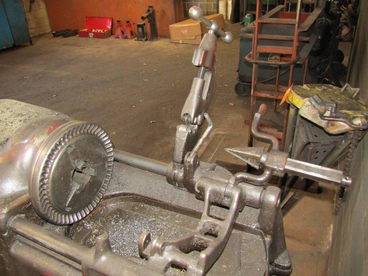 Ridgid 535 Pipe Threading Machine - Image 2 of 3