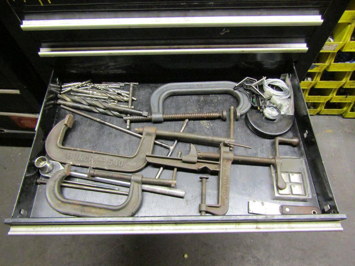 6-Drawer Rolling Tool Box - Image 5 of 8