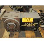 Haas 4th-Axis Indexer