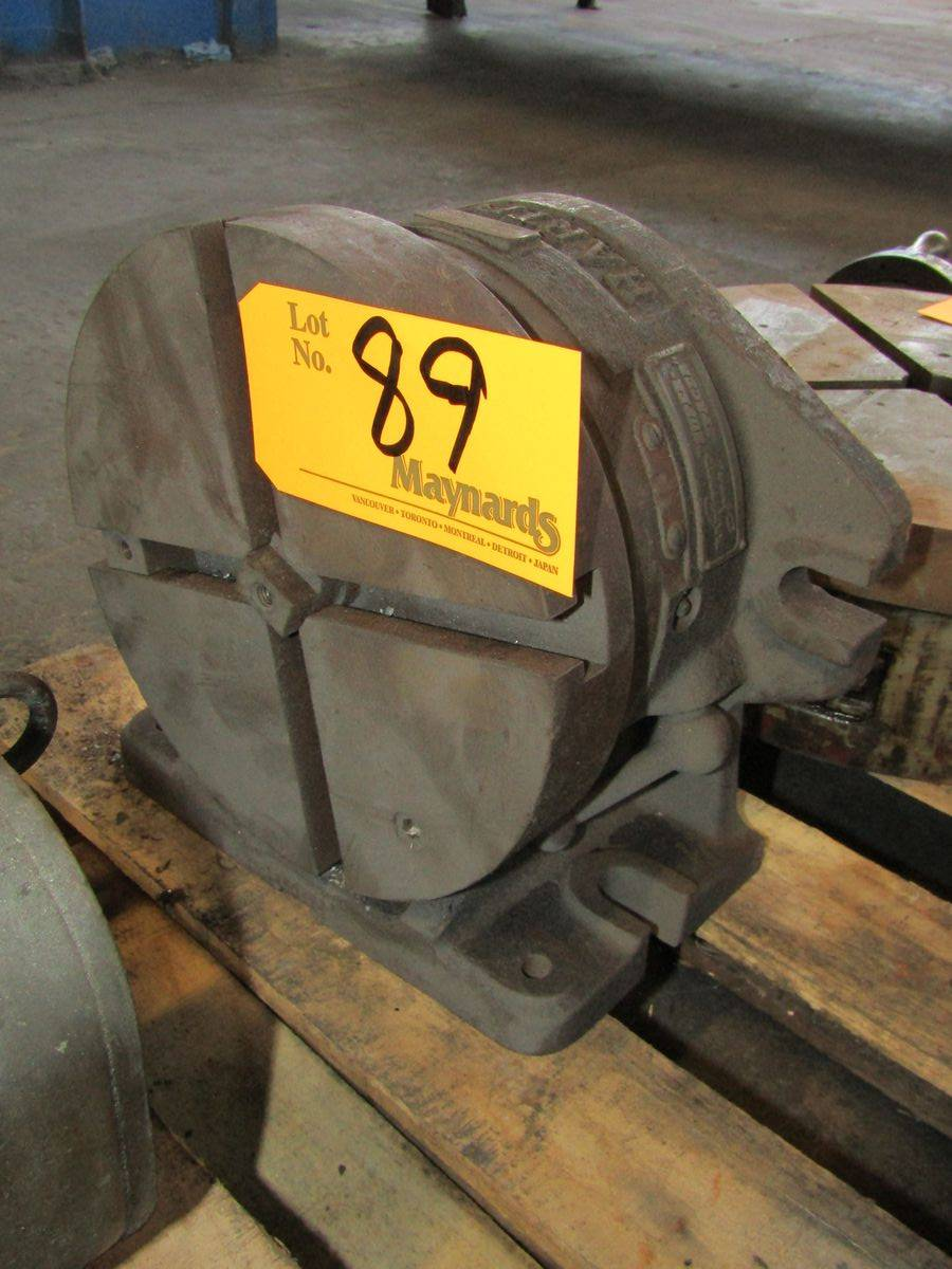 """Lot 89 - Hartford Super Spacer 9-1/2"""" Right Angle Rotary Table"""