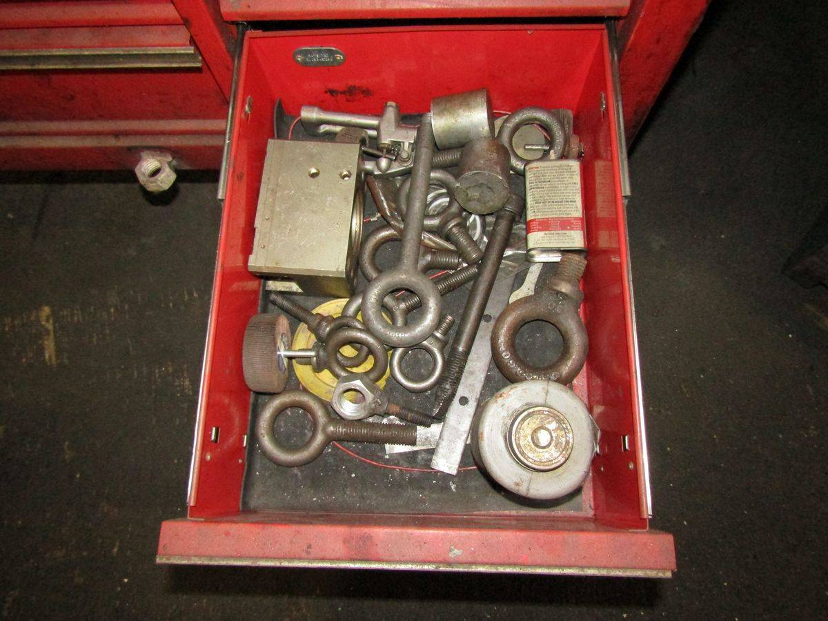 13-Drawer Rolling Tool Box - Image 10 of 10