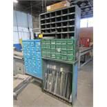 (2) Steel Shelving Units