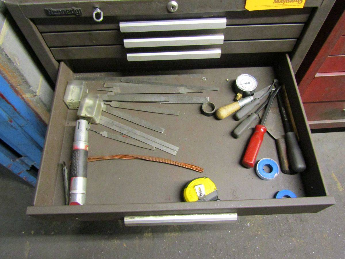 Kennedy 7-Drawer Rolling Tool Box - Image 5 of 8