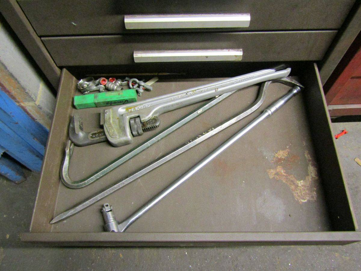 Kennedy 7-Drawer Rolling Tool Box - Image 7 of 8