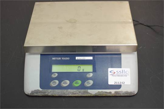 Mettler Toledo BBA 442-60SM Basic Simple Weighing Scale 60kg max, d