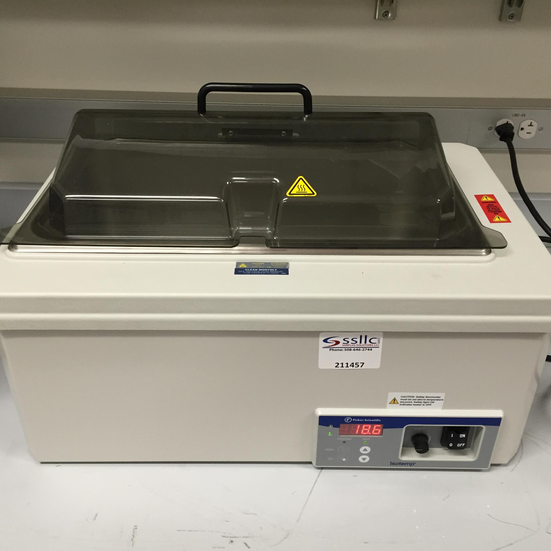 Lot 47 - Fisher Scientific Isotemp Model 2335 Water Bath