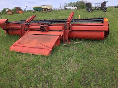 Lot 20 - 8820 Case 16ft mower conditioner, steel rollers, dbl knife, fits 8100 Hesston
