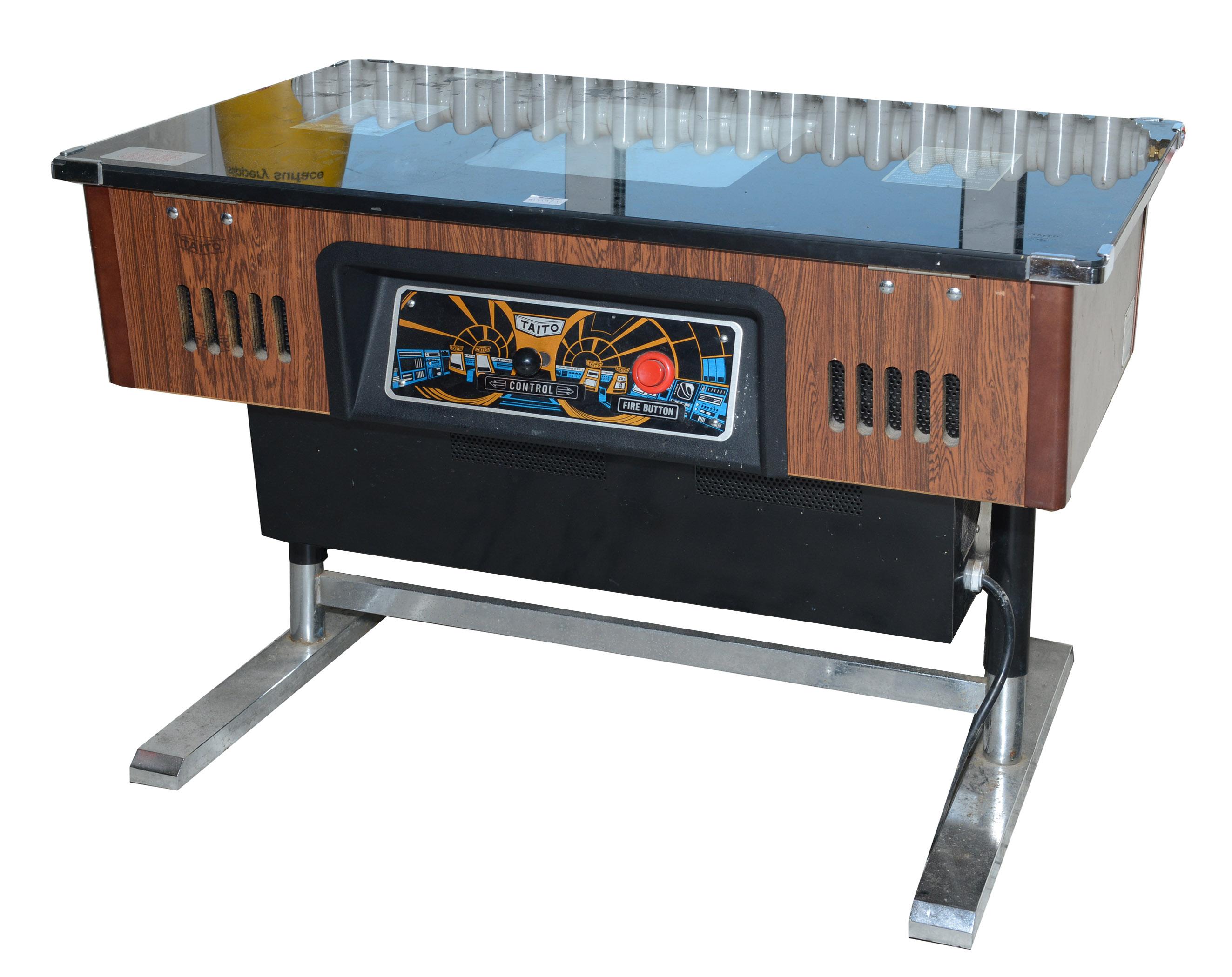 Taito Space Invaders Arcade Machine A Coffee Table Arcade