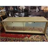 Miguel Dresser 4 Drawer For Renowned Designer Thomas Bina It Is The Bold And Unusual Blending Of