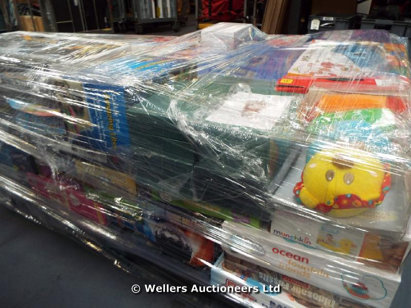 *HALF PALLET OF MIXED BOXED TOYS INC ARTICULATE BOARD GAME, MR MEN PUZZLE, DOCTORS PLAYSETS, - Image 4 of 4