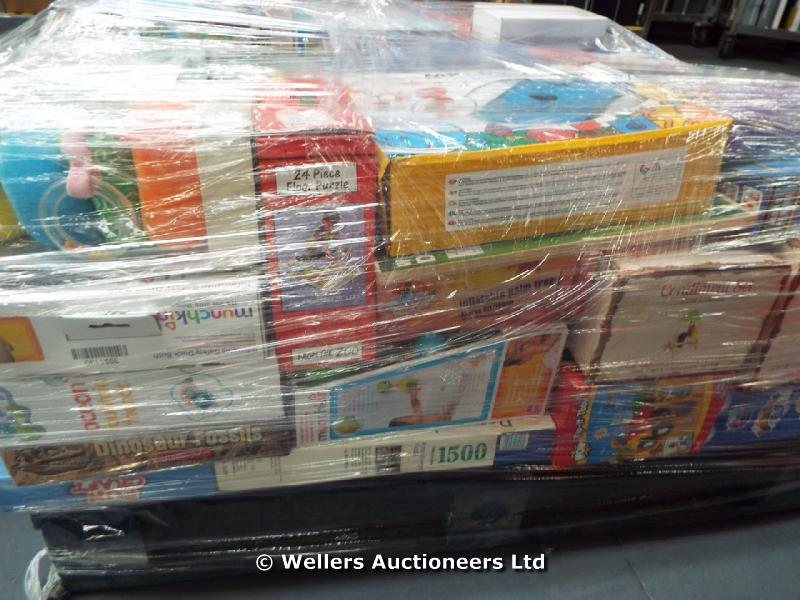 *HALF PALLET OF MIXED BOXED TOYS INC ARTICULATE BOARD GAME, MR MEN PUZZLE, DOCTORS PLAYSETS, - Image 3 of 4