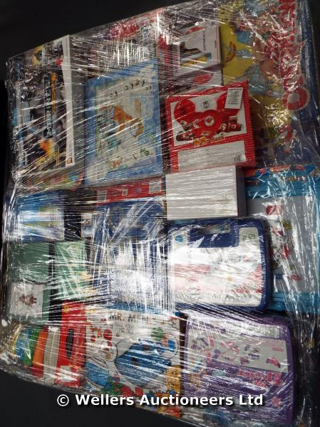 *HALF PALLET OF MIXED BOXED TOYS INC ARTICULATE BOARD GAME, MR MEN PUZZLE, DOCTORS PLAYSETS, - Image 2 of 4