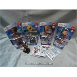 *X9 MOSTLY BOXED AND PACKAGED DISNEY INFINITY FIGURES AND POWER DISC PACKS / GRADE: UNCLAIMED