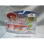 *DISNEY INFINITY TOY STORY FIGURE PACK / GRADE: UNCLAIMED PROPERTY / BOXED (DC2)[MK070515-1758}