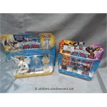 *X2 SKYLANDERS TRAP TEAM FIGURE PACKS / GRADE: UNCLAIMED PROPERTY / BOXED (DC2)[MK070515-1751}