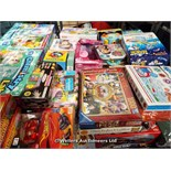 *PALLET FULL OF MIXED BOXED TOYS AND GAMES[MK070515-1703}