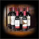 Bordeaux wine selection, 1995/1998/1999/2001, 10b x 0.75l, 2b x 0.375l