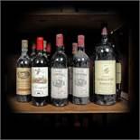 Bordeaux wine selection, 1975/1976/1977/1985/1993/2003, 11b x 0.75l, 2b x 1.5l