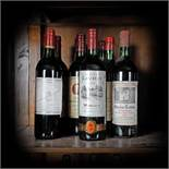 Margaux, Pomerol and Graves wine selection, 1970-2001, 10b x 0.75l