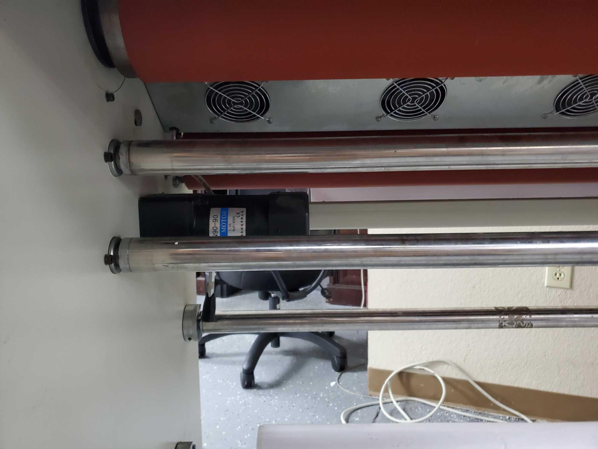 """60"""" HEAT COLD DOUBLE OR SINGLE SIDED LAMINATOR - Image 6 of 12"""
