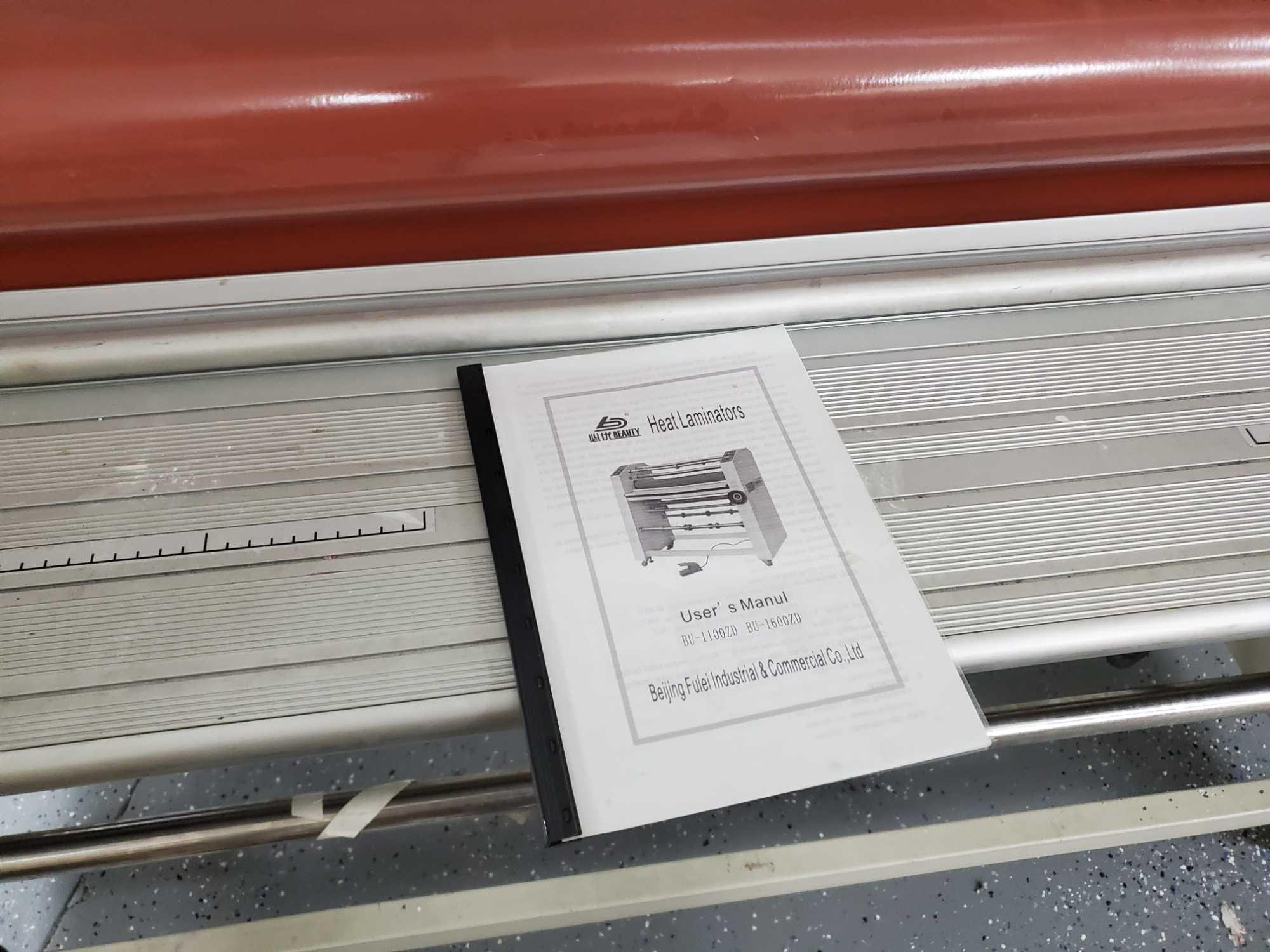 """60"""" HEAT COLD DOUBLE OR SINGLE SIDED LAMINATOR - Image 4 of 12"""