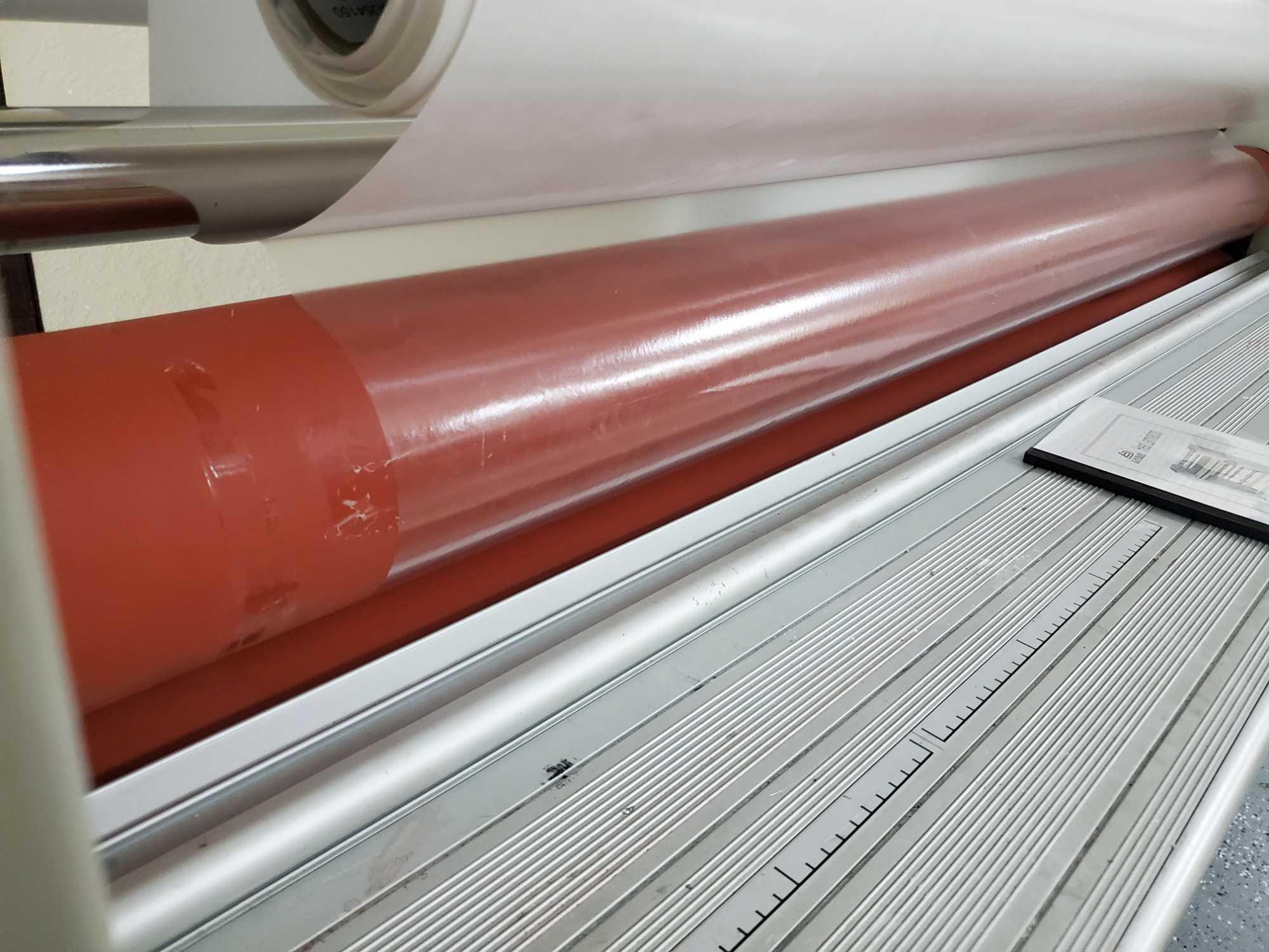 """60"""" HEAT COLD DOUBLE OR SINGLE SIDED LAMINATOR - Image 5 of 12"""