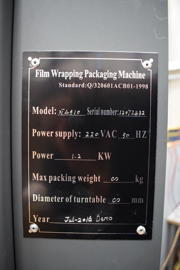 Lot 21 - Sunpack/Xutian XT4510 Demo 250-300% Power Pre-Stre