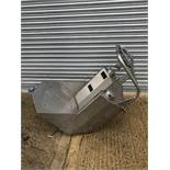 Stainless Steel 45 gallon Barrel Turner Unit, 3 ph