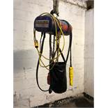 Loadstar Two Tonne Electric Chain Hoist, loading f