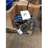 Kiowa Spring Rewind & Manual Hose Reel, plant no.
