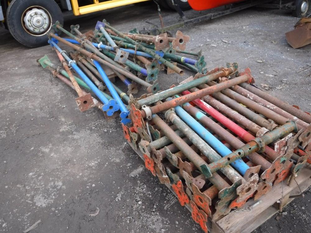Acrow Prop Catalogue : Qty of acrow props no vat
