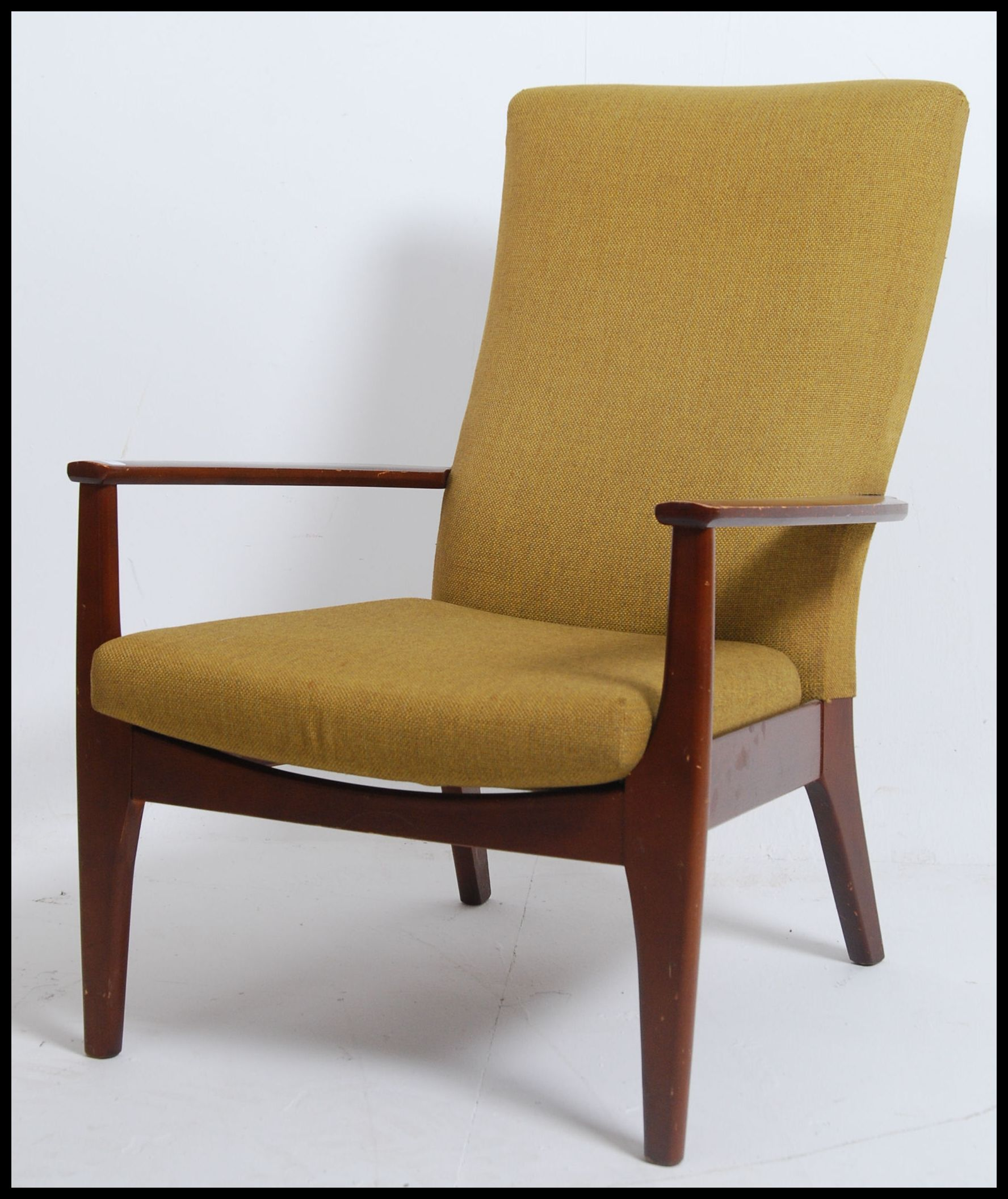 A vintage mid century Parker Knoll armchair model no PK988 The chair ...