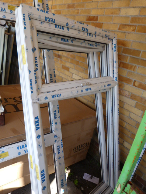 Lot 21 - Window Frame 1045x1840mm