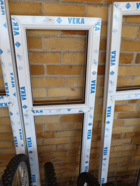 Lot 19 - Window Frame 415x1840mm