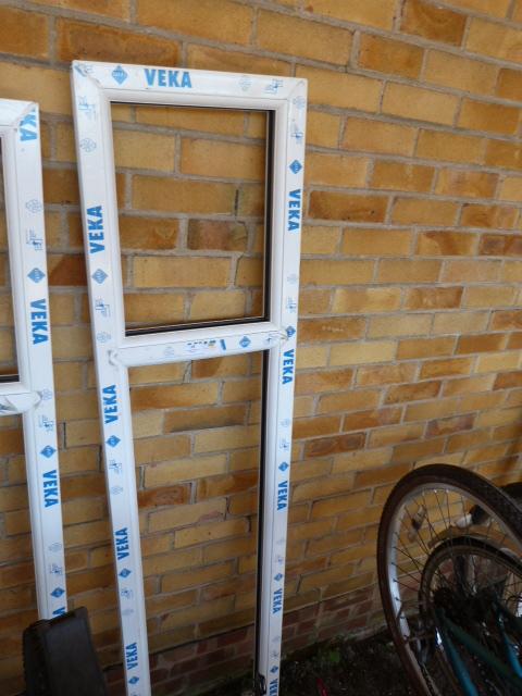 Lot 20 - Window Frame 420x1770mm