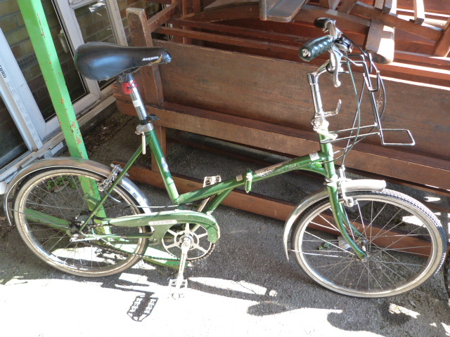 Lot 5 - Dawes Kingpin Bicycle
