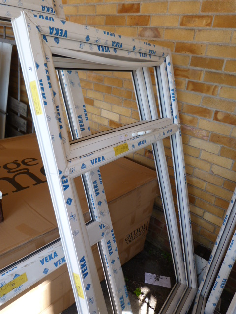 Lot 22 - Window Frame 1045x1770mm