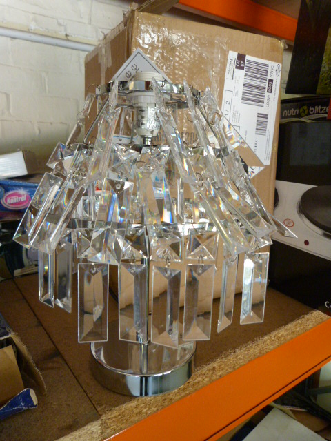 Lot 37 - *Victoria Table Lamp